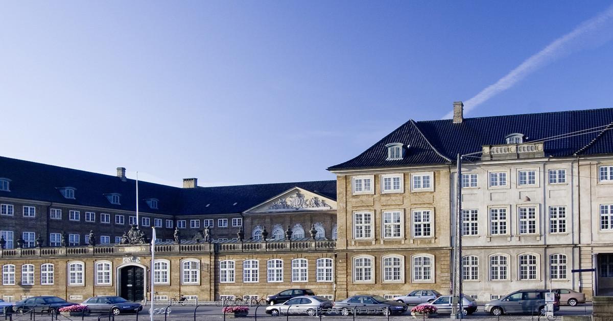 kunstmuseum på slotsholmen