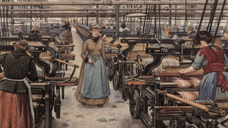 danmark industrialisering