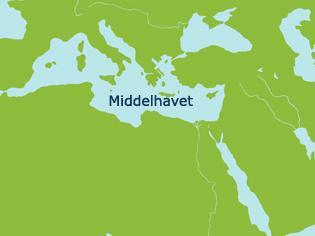 Middelhavslandene I Antikken